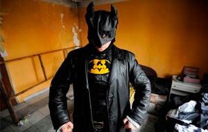 Eslovaquia tiene un nuevo superhéroe: el auténtico Batman
