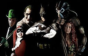 Bat-Porno: versiones X del caballero oscuro