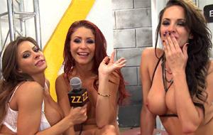 Anal Queens: el último Brazzers Live de 2013
