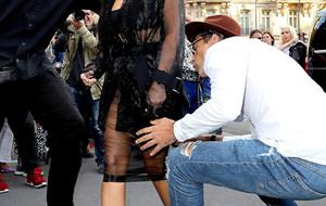 El último intento de besar el culo Kardashian