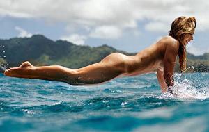 ESPN celebra la desnudez atlética en su Body Issue