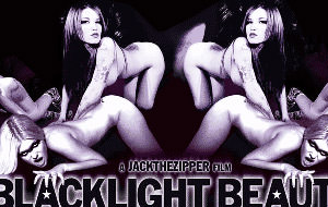 Blacklight Beauty, el porno según JacktheZipper