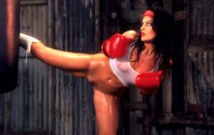 Parafilias extrañas: guantes de boxeo