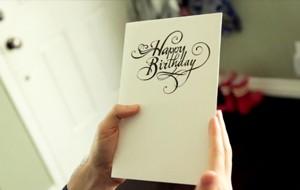 La broma (de cumpleaños) infinita