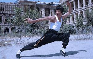 El nuevo Bruce Lee llega desde Afganistán