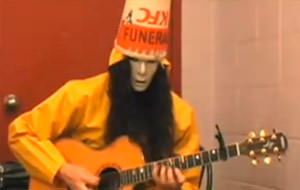 Buckethead + Guns and Roses