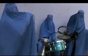 Burka Band: Rock afgano hecho por mujeres