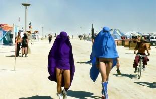 Semana de la moda en el Estado Islámico