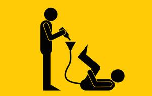 Butt Chugging: ingerir alcohol por el culo