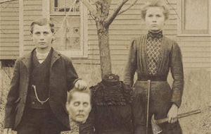 Photoshop en el s. XIX: victorianos decapitados