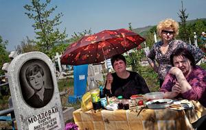 Comer con los muertos, una tradición moldava