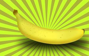 La chica que pelaba plátanos con los pies