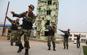 El ejército chino ha sacado un vídeo musical