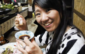 Gastronomía del horror: Ikizukuri de rana viva