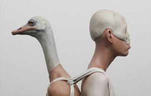 Ciego de ciegos, las esculturas Choi Xooang