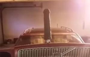 El coche porno se corre en Noruega