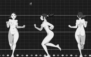 Animación de los cuerpos