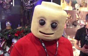El cosplay de LEGO que te persigue en sueños