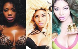 La Nicki Minaj nigeriana está destiñendo