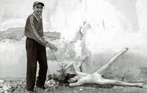 El erotismo espontáneo de Andrew V. Pashis