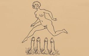 Sex-Libris: estampas cachondas en libros antiguos