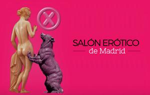 """El Salón Erótico de Madrid presenta """"te vamos a f@llar"""""""