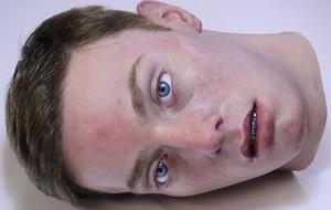 Una animatronic para perder la cabeza