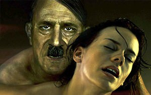Follando con Adolf Hitler