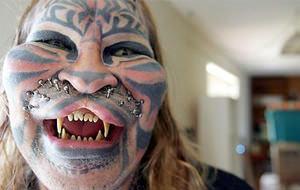 Freaks: el hombre gato