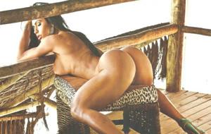 Gracyanne Barbosa, músculo y silicona