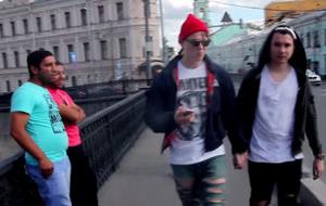 Un experimento social: ser gay en Rusia