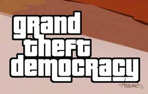 Grand Theft Democracy, un fiel retrato español