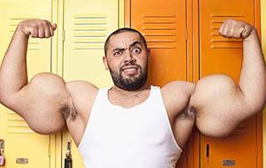Jeringas y bíceps: los héroes del synthol