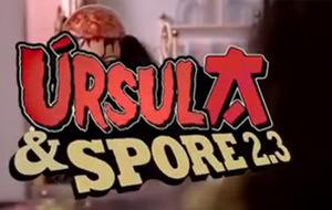 La historia de amor de Úrsula y Spore 2.3
