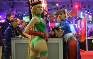 Algo que necesitabas ver: cosplayers rusas