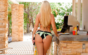 Barbacoa con India Summer: un romance perfecto