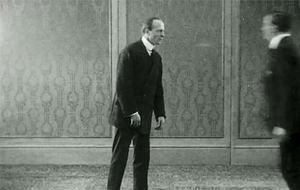 El Jiu-jitsu de un gentleman sueco en 1919