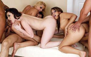 Porno com tres
