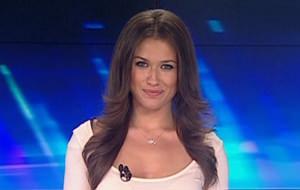 Algunas presentadoras de informativos rusos
