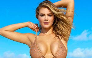 Kate Upton se desnuda otra vez para Sports Illustrated