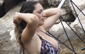 La nueva y abundante Kelly Brook