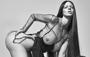Kendall Kardashian se desnuda, pero no