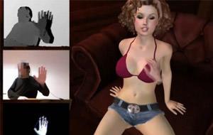 Kinect, el periférico ideal para juegos sexuales