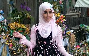 La lolita con hiyab