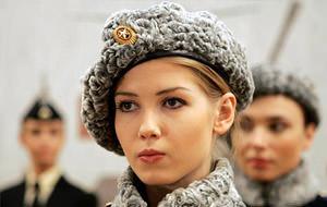 ¡Firmes! Las militares más bellas del mundo