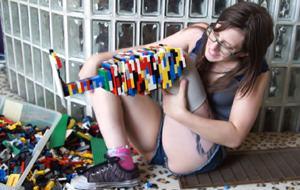 L'orthopédie ludique: une prothèse en Legos