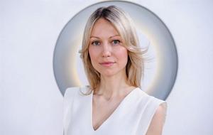 Magdalena Ogorek, la candidata socialista en Polonia