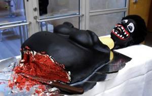 La tarta del dolor: una performance