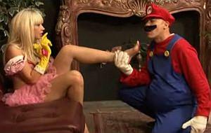 Mario y su perversa relación con la princesa