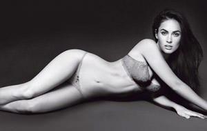 Lo nuevo de Megan Fox para Armani